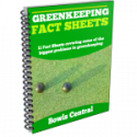 Greenkeeping Fact Sheet Pack
