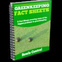Greenkeeping Fact Sheet Pack