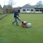 mowing is critical to greenspeed