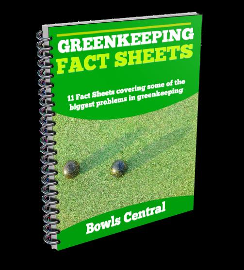 Greenkeeping Fact Sheets