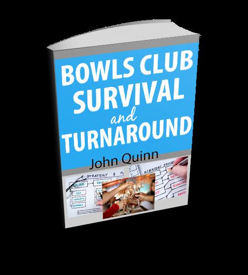 Bowls Club Survival and Turnaround eBook
