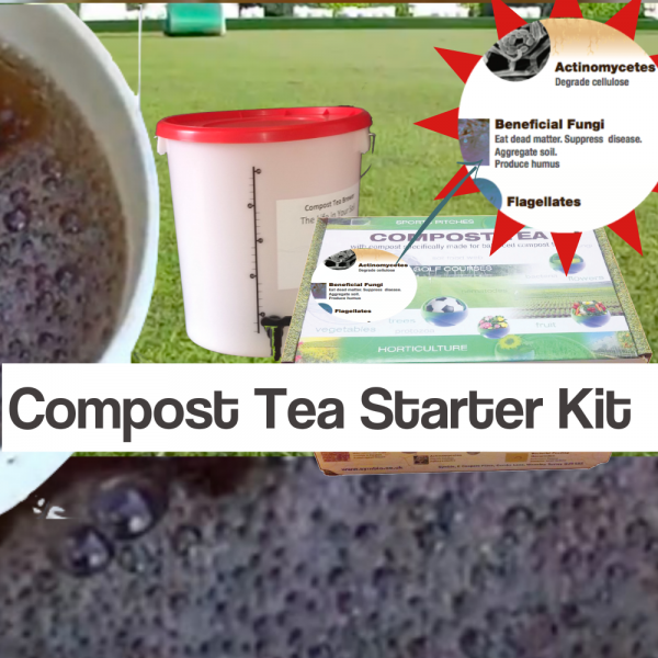 Compost Tea Starter Kit for Bowling Clubs