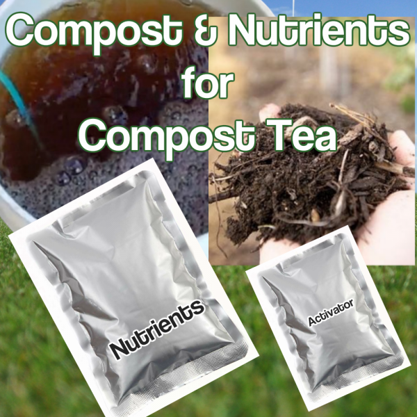 Compost and nutrients