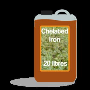 Chelated Liquid iron