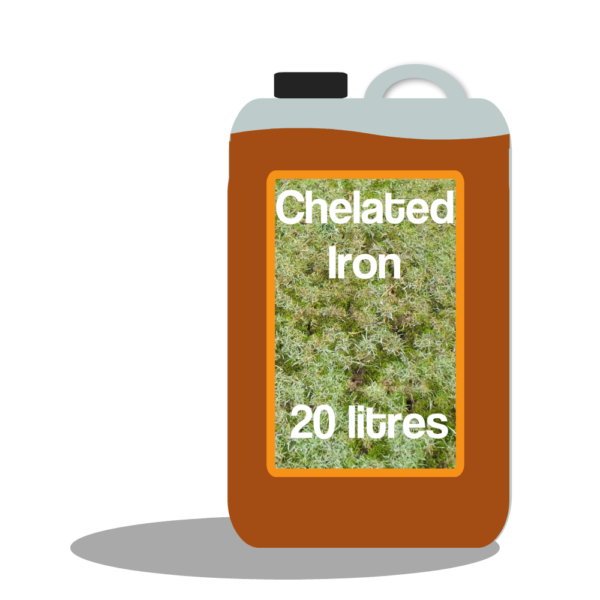 Chelated Liquid iron