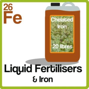 Liquid Fertilisers and Iron