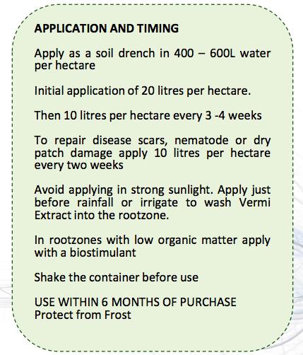 Vermi Extract