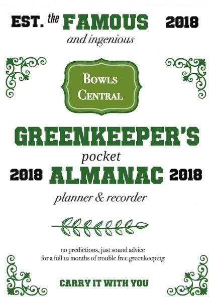 Greenkeeper's Almanac