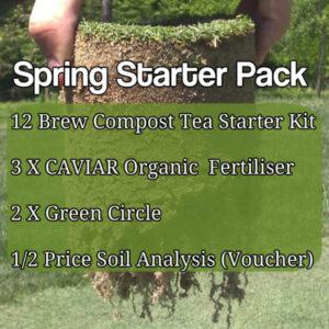 Spring Starter Package