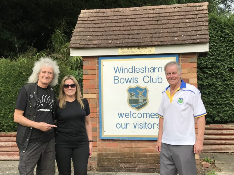 Windlesham Wildlife Friendly Bowls Club