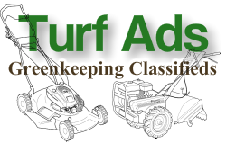 Turf Ads Classifieds for Greenkeepers
