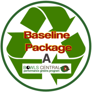 Performance Bowling Greens Baseline Package A