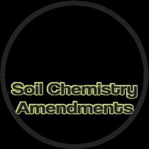 Soil Chemistry Amendments